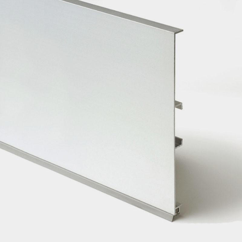 Z calo de aluminio para rodapi cocina - Cocina aluminio ...