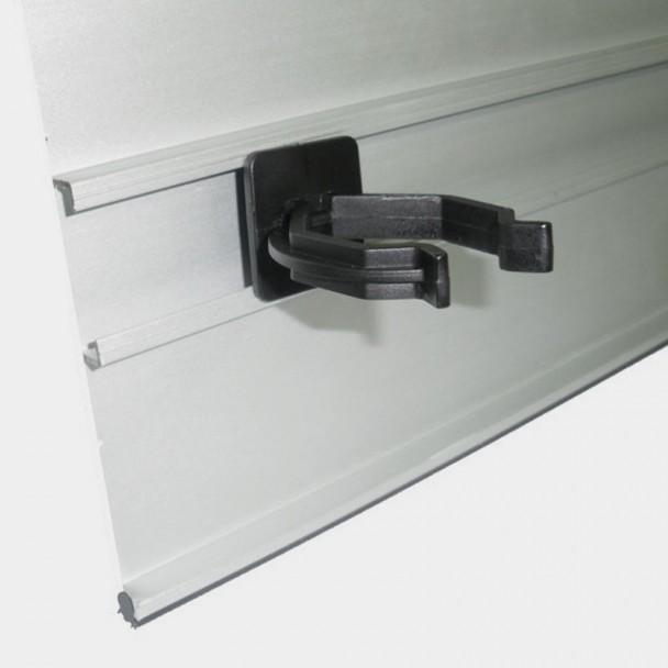 Pinza para z calo de aluminio rodapi cocina 4 uds for Pinzas de cocina