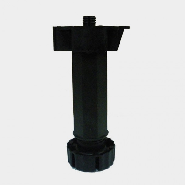 Pata regulable en altura para muebles de cocina 4 uds - Altura de muebles de cocina ...
