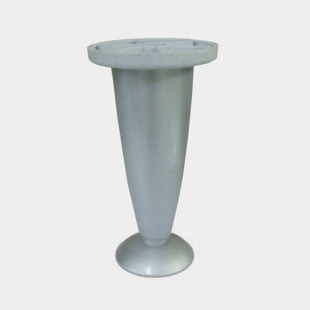 Pata decorativa regulable en altura para muebles cocina 4 uds - Altura muebles cocina ...