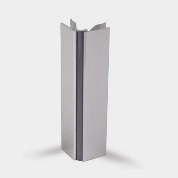 Multi ngulo para z calo de aluminio rodapi cocina for Zocalos de aluminio para muebles de cocina