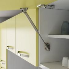 Bisagras abatibles para muebles de cocina - Amortiguador puerta cocina ...