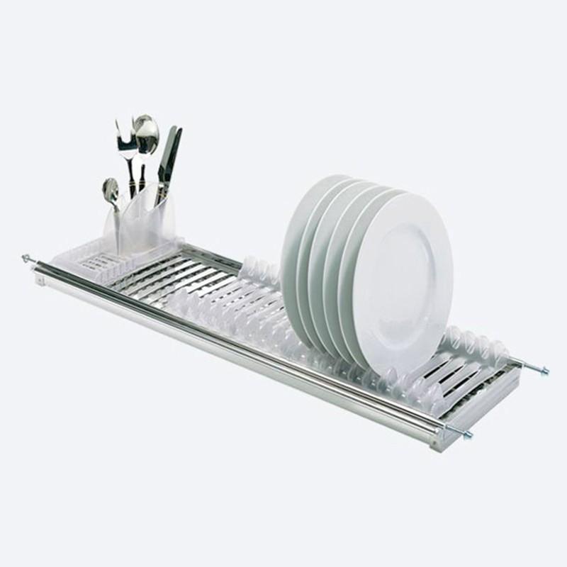 Escurreplatos modular acero inoxidables con bandeja - Escurreplatos acero inoxidable ...