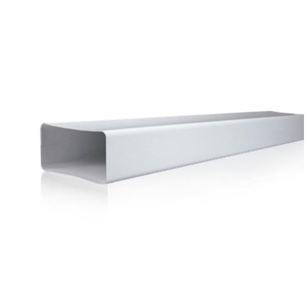Tubo rectangular para salida de humos de cocina comprar for Tubo campana extractora rectangular