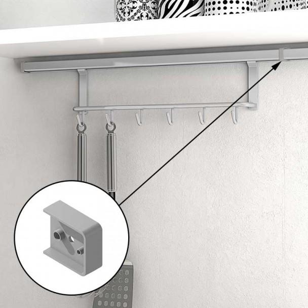 Empalme de uni n para barras de soporte accesorios de cocina for Accesorios de cocina online