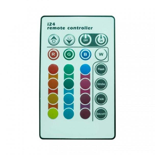 Controlador Color Luces Led Strip RGB