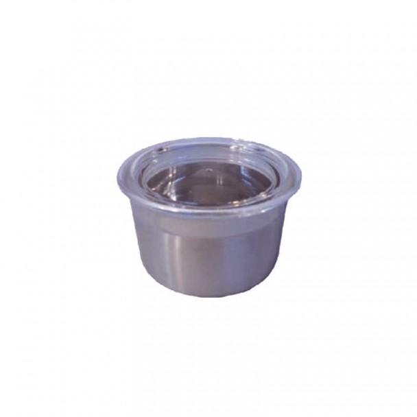 Tarro Inox Cubertero Cube