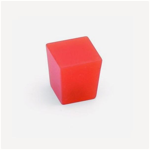 Pomo 3526 Cromo Mate con Resina Colores
