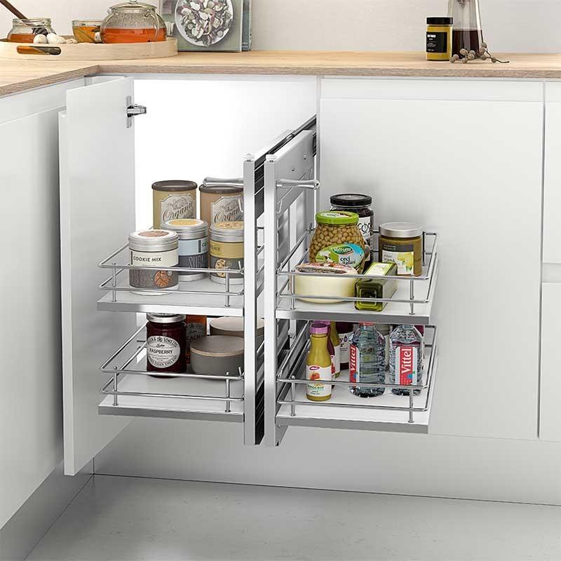 Bastidor extraible articulado mueble rinc n l nea compact e for Accesorios de cocina online