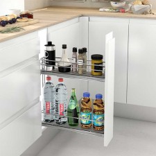 Herrajes extraibles para muebles bajos de cocina ...