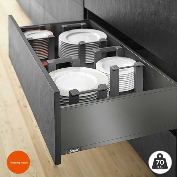 Cacerolero Gris 70 kg Legrabox Pure C