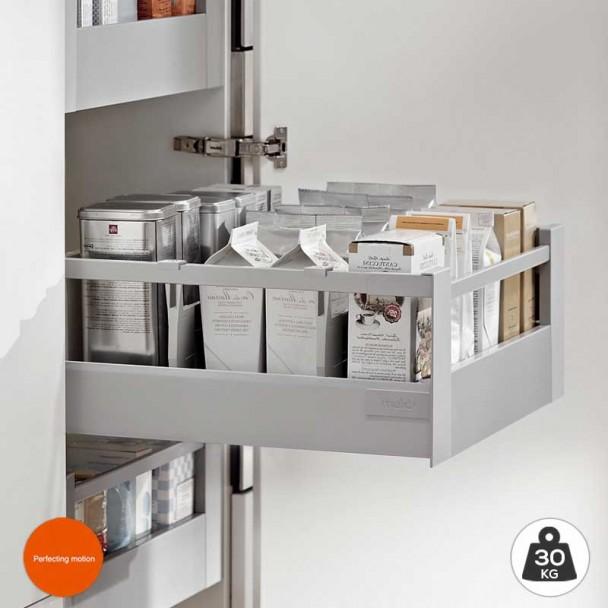 Cacerolero Interior Gris 30 kg Tandembox Antaro D para cocina