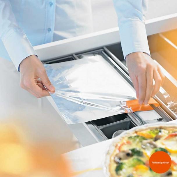 Cortador Papel Aluminio Cocina Orga-Line Blum