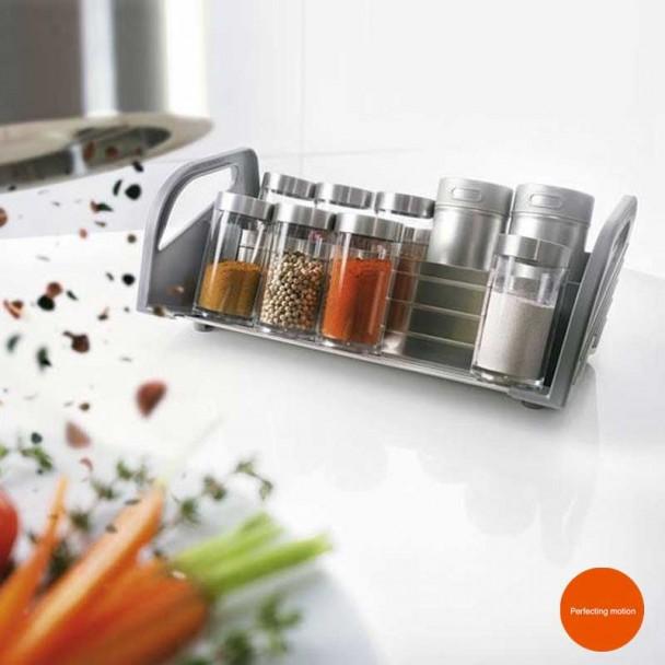 Especiero Cocina Orga-Line Blum 2 unds