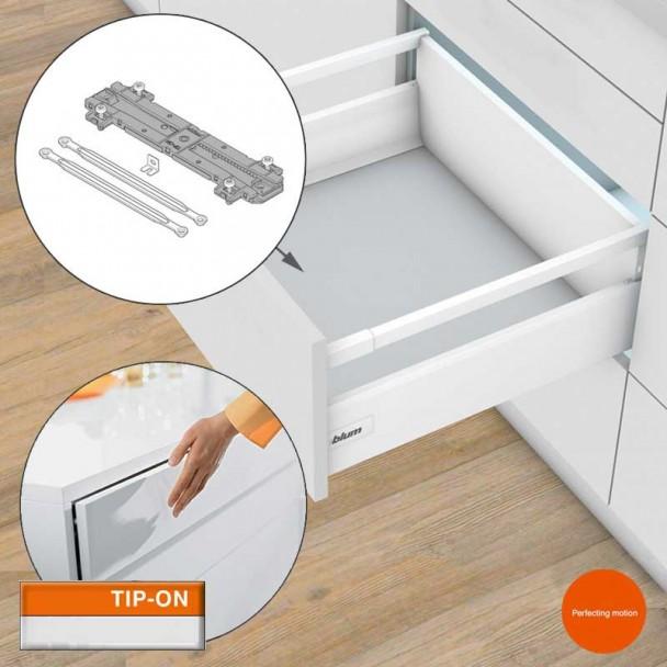 Sincronización TIP-ON para Cajones y Caceroleros Tandembox Antaro