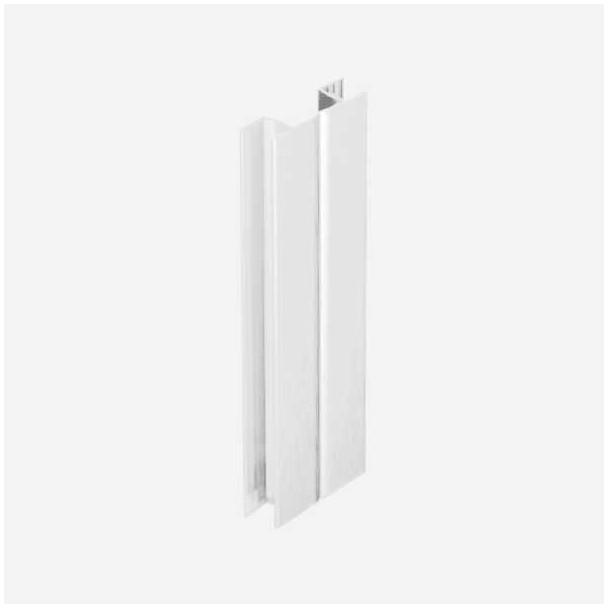 Multiángulo Blanco para Zócalo de PVC Rodapié Cocina