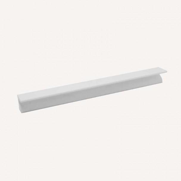 Tirador de Aluminio Blanco Mate 2450