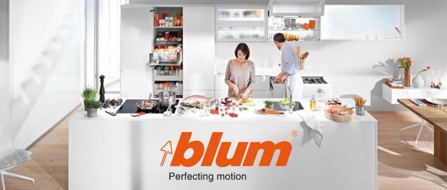Blum un referente en herrajes para cocina for Herrajes para cocina