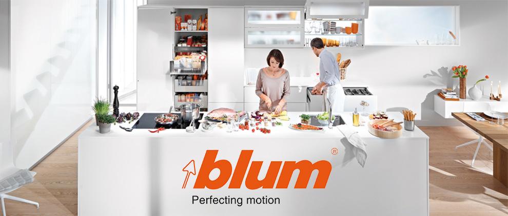 Blum - Un referente en herrajes para cocina