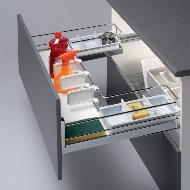Herrajes extra bles para cocina y sus variantes parte 2 for Simulador de muebles de cocina online