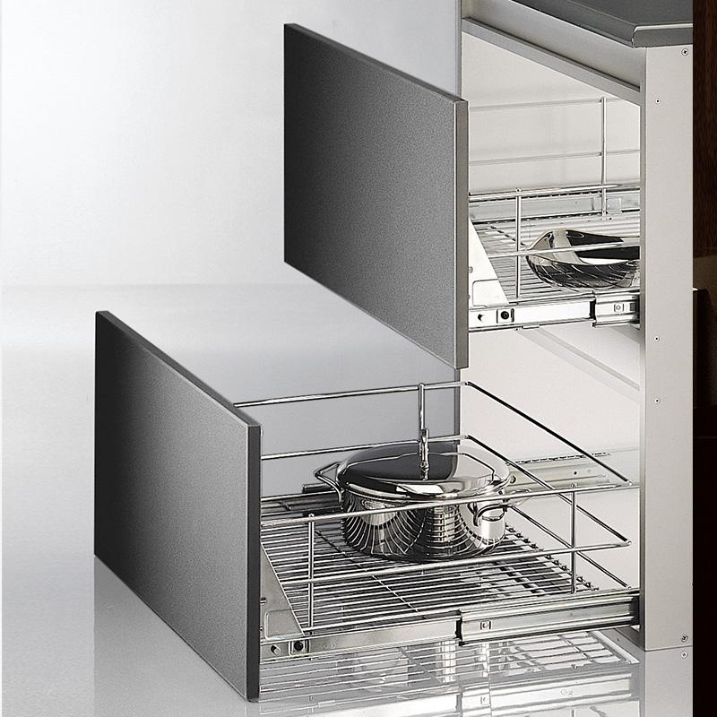 Herrajes extra bles para cocina y sus variantes parte 1 for Simulador de muebles de cocina online