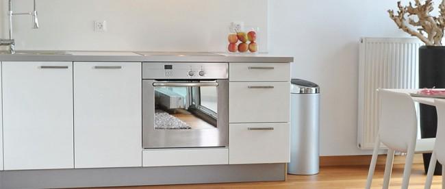 Elección de tiradores para muebles de cocina